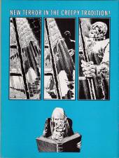 Verso de Creepy (1964) -10- The monster rages!