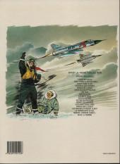 Verso de Tanguy et Laverdure -3e1988- Danger dans le ciel