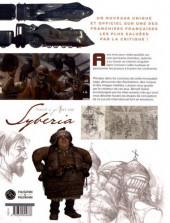 Verso de (AUT) Sokal - Tout l'art de Syberia