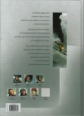 Verso de L'aéropostale - Des pilotes de légende -6- Henri Rozès