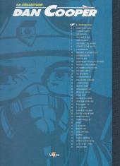 Verso de Dan Cooper - La collection (Altaya) -1- Le triangle bleu
