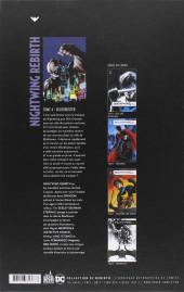 Verso de Nightwing Rebirth -4- Blockbuster