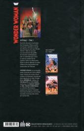 Verso de Wonder Woman (DC Renaissance) -INT01- Intégrale - Tome 1