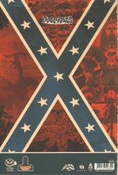 Verso de Doggybags présente -3- Beware of rednecks