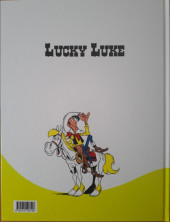 Verso de Lucky Luke -33f16- Le pied tendre