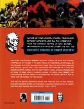 Verso de Creepy (1964) -INT01- Creepy Archives Volume 1