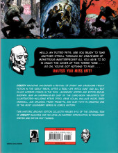 Verso de Creepy Archives (Dark Horse) -2- Volume 2