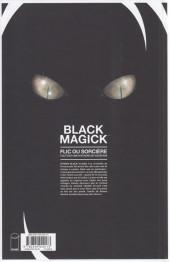 Verso de Black Magick -2- Passé recomposé