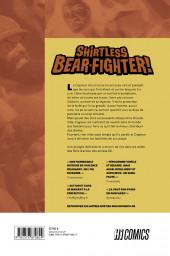 Verso de Shirtless Bear Fighter
