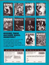 Verso de Creepy (1964) -19- Mark of the Beast