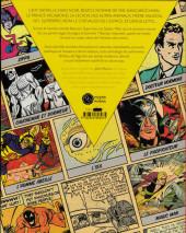 Verso de (DOC) Études et essais divers - Les Super-Zéros : Ratés, Parias, Bannis et Autres Oubliés de l'histoire des comics