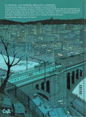 Verso de VilleVermine -1- 1/2 : L'homme aux babioles