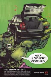 Verso de Ultimate X-Men (2001) -AN02- Breaking Point