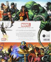 Verso de (DOC) Marvel Comics -2015- Marvel l'encyclopédie