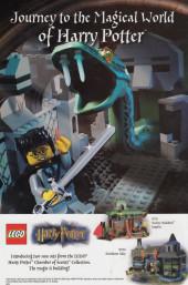 Verso de Ultimate X-Men (2001) -34- Blockbuster Part One