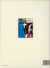 Verso de Les noces d'argot -3- L'homme à la tête de sphinx