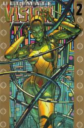 Verso de Ultimate X-Men (2001) -65- Magnetic North The End