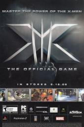 Verso de Ultimate X-Men (2001) -70- Phoenix? [Part 2 of 3