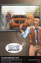 Verso de Ultimate X-Men (2001) -75- Cable: Part 1
