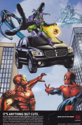 Verso de Ultimate X-Men (2001) -76- Cable: Part 2