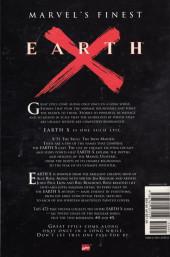 Verso de Earth X (1999) -INT- Earth X