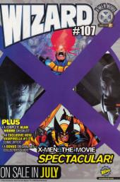 Verso de Universe X (2000) -SP- Universe X Special Edition