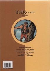 Verso de Blek le roc (L'intégrale) -1- Intégrale 1