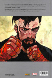 Verso de Doctor Strange (100% Marvel - 2016) -5- Secret Empire