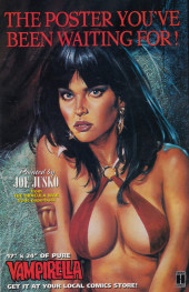 Verso de Vampirella Classic (1995) -2- The Lurker in the Deep!