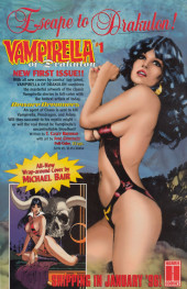 Verso de Vampirella Classic (1995) -5- ... And Be a Bride of Chaos