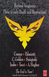Verso de Vampirella of Drakulon (1996) -2- Vampirella of Drakulon #2