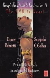 Verso de Vampirella of Drakulon (1996) -3- Vampirella of Drakulon #3