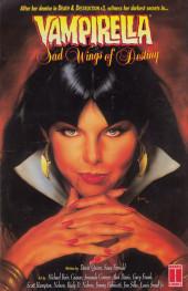 Verso de Vampirella of Drakulon (1996) -4- Vampirella of Drakulon #4