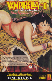 Verso de Vampirella of Drakulon (1996) -5- Vampirella of Drakulon #5