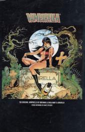 Verso de Vampirella (Warren) -INT- Vampirella: Transcending Time & Space