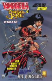 Verso de Vampirella Retro (1998) -1- Vampirella Retro #1