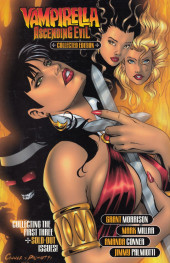 Verso de Vampirella Retro (1998) -3- Vampirella Retro #3