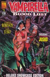Verso de Vampirella & Pantha Showcase / Vampirella: Blood Lust (1997) -1- Vampirella & Pantha showcase/ Vampirella: Blood Lust