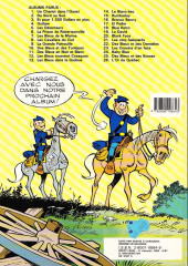 Verso de Les tuniques Bleues -7c1987- Les bleus de la marine