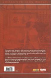 Verso de Elektra (100% Marvel - 2002) -4- Futur antérieur