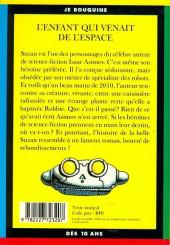 Verso de (AUT) Caza -1993- L'enfant qui venait de l'espace