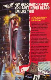 Verso de Animal Man Vol.1 (DC comics - 1988) -AN01- Misfit
