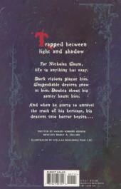 Verso de Dhampire: Stillborn (1996) - Dhampire: Stillborn