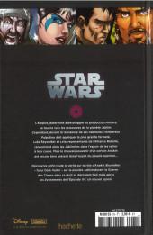 Verso de Star Wars - Légendes - La Collection (Hachette) -7548- Rébellion - II. Echos du Passé