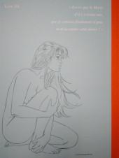 Verso de Une nuit à Rome -3TT- Livre 3/4