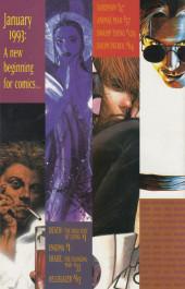 Verso de Vertigo Preview (1992) -1- Vertigo Preview #1