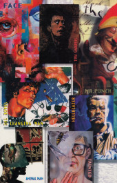 Verso de Vertigo Rave (1994) -1- Vertigo Rave #1