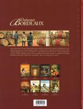 Verso de Châteaux Bordeaux -9- Les Primeurs