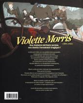 Verso de Violette Morris, à abattre par tous moyens -1- Première comparution