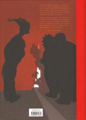 Verso de Spirou et Fantasio par... (Une aventure de) / Le Spirou de... -HS4- Le petit théâtre de Spirou